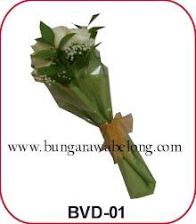 bunga valentine 5 tangkai