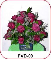 purple rose valentine